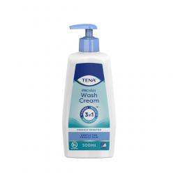 Crème lavante TENA - 3 en 1