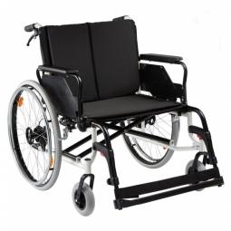 Leichtgewicht- Faltrollstuhl XXL Rollstuhl Caneo 200 ..