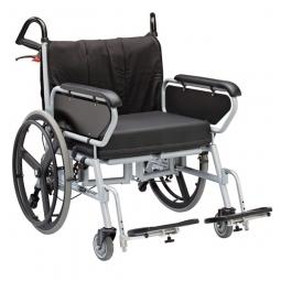 Fauteuil roulant pliable XXL Minimaxx (jusqu'à 325kg)