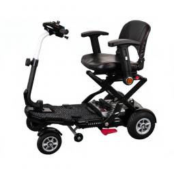 Scooter Brio S19FC - 4 Rad & Kohlenstofffaser