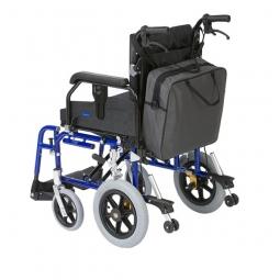 Sac à provisions pour fauteuil roulant