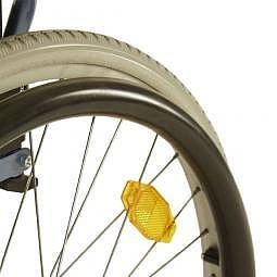 """Revêtement de main courante pour roue 24"""""""