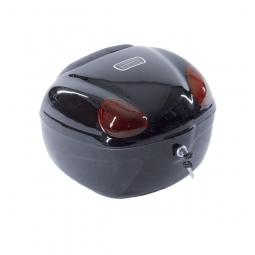 Coffre arrière verrouillable pour scooter Agin + Alvaro