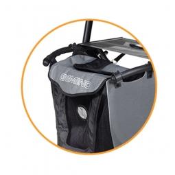 City-Tasche zu Gemino Gemino 30 / 30M / 60 - grau / schwarz
