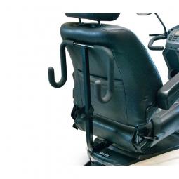 Support sur le scooter pour aide à la marche / déambulateur