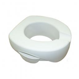 Réhausseur de toilettes souple sans couvercle