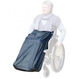 Protection anti-pluie pour les jambes