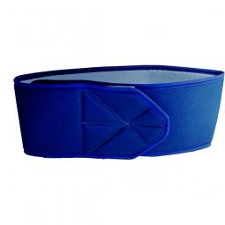 Oberkörper-Haltegurt mit Klettverschluss / dunkelblau