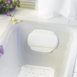 Kopfpolster für Badewannen