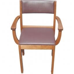 Chaise-toilettes Sanilette en bois naturel clair