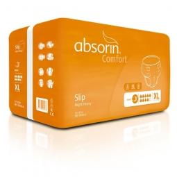 Absorin Slip de nuit extra XL jaune - discontinued