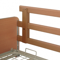 Seitengittererhöhung zu AKS Pflegebetten