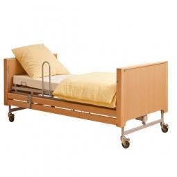 Poignée de sortie de lit pour le lit medicalisé Allegra