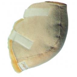 Talonnière anti-escarres - Peau de mouton