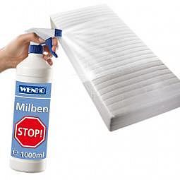 Matratzen Wunder - Milben Stopp 1000 ml