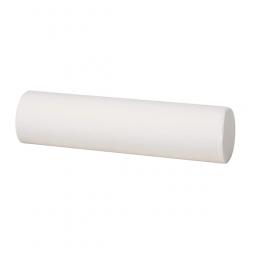 Traversin pour nuque avec housse tissu, long