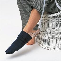 Dispositif d'aide à l'enfilage pour chaussettes et collants