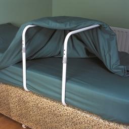 Bettdecken Schwebegerüst