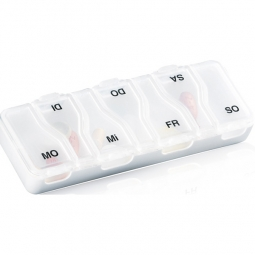 Medi 7 uno Medikamentendosierer für eine Woche