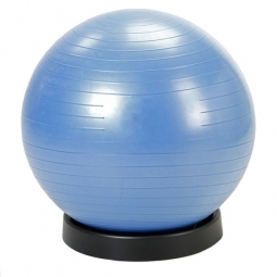 Fitnessball, blau, 65 cm