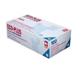 Gants jetables en vinyle - Eco Plus / Non poudrés, sans latex