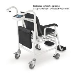 Chaise balance MCC avec plage de peséejusqu'à 250 kg
