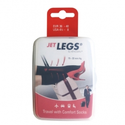 JET LEGS® Travel Socks - Reise-Stützstrümpfe