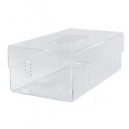 Handschuhboxenhalter, Plexiglas transparent
