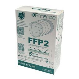 Enhance Schutzmaske FFP2 - Pack à 10 Stück