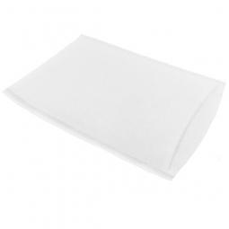 Waschhandschuhe, Einweg, Eco Plus, Molton, 15x22 cm, weiss