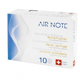Air Note patch parfumé