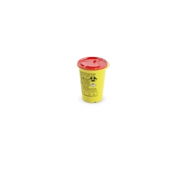 Kanülenentsorgungsbox Pocket und Dispo Line Dispoline 0.5 L