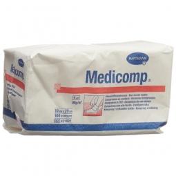 Medicomp Vlieskompresse 10 x 20 cm, unsteril