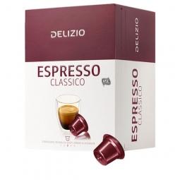 Kaffee Kapseln Delizio Espresso Classico