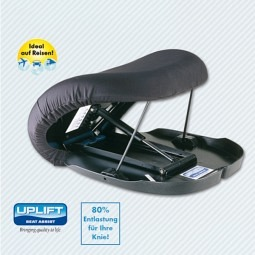 Siège catapulte Uplift - 100% polyester, lavable