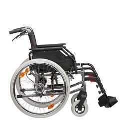 Fauteuil roulant Caneo B avec frein pour accompagnateur