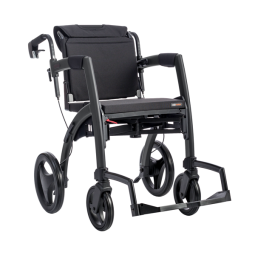 Déambulateur/fauteuil roulant Rollz Motion 2-en-1