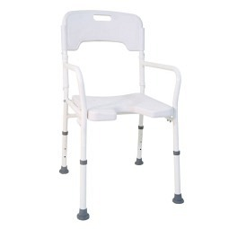 Chaise de douche rabattable DSF 130