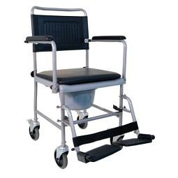 Fauteuil roulant de toilettes TRS 130