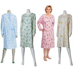 Pflegehemd für Damen