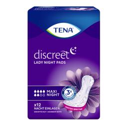 TENA Lady Discreet Maxi Night