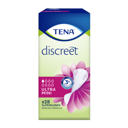 TENA Lady Discreet Ultra Mini