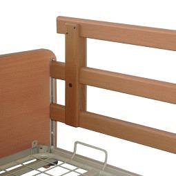Réhausseur de barrière latérale pour lit médicalisé L5